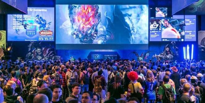 gamescom 2020 nerede