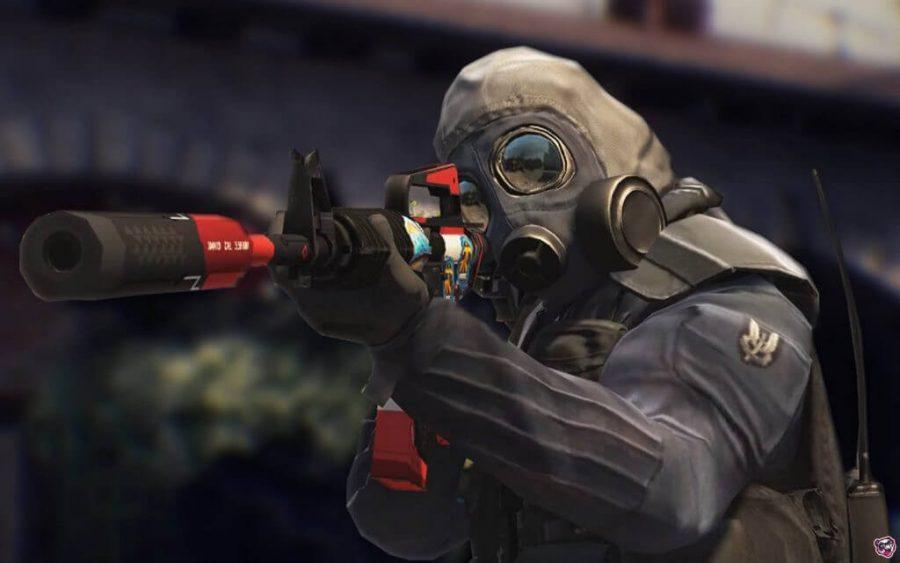 CS:GO Wall