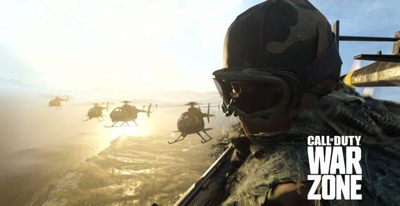 Call of Duty Warzone Kasma Sorunu