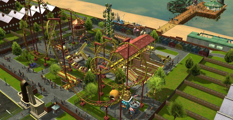 Rollercoaster Tycoon 3 sistem gereksinimleri