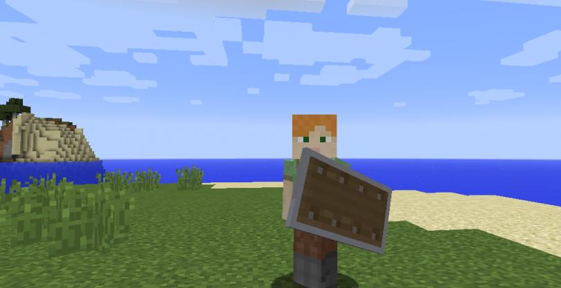 Minecraft Kalkan