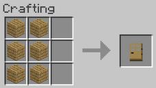 Minecraft Kapı Yapımı