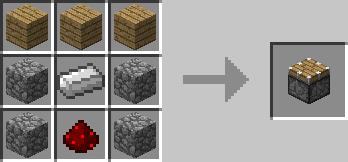 Minecraft Piston Yapımı