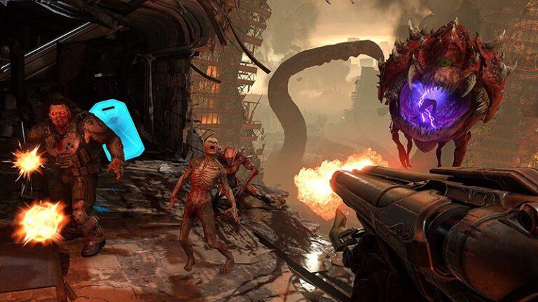 Doom Eternal 8 İncelemesi