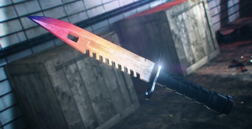 Cs Go Bıçak Düşürme