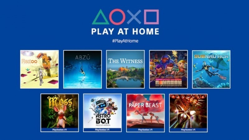 sony will offer 10-game-free-to-playstation-owners