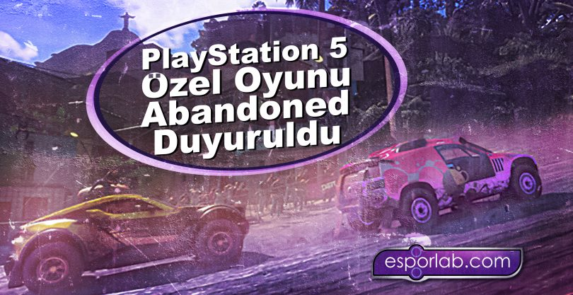 Playstation 5 abandoned
