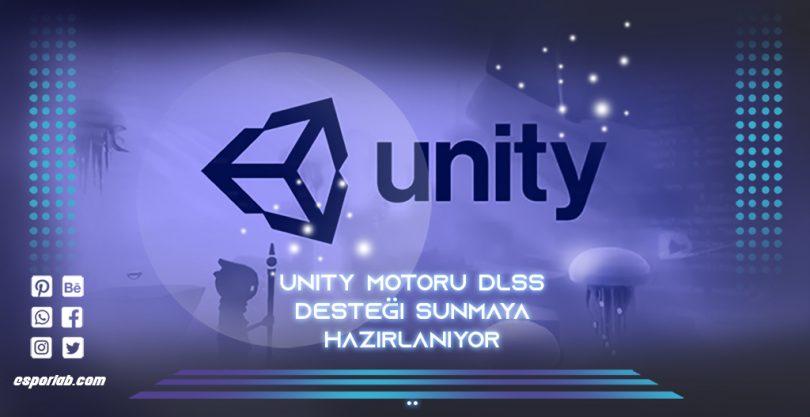 unity dlss