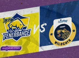 VFŞL 2021 Kış Mevsimi İkinci Finalist Fastpay Wildcats