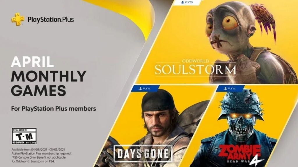 playstation-plus-april-2021-games-has been announced