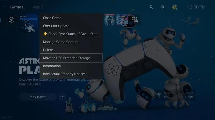 playstation 5 güncelleme