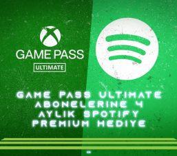 game-pass-ultimate-abonelerine-4-aylik-spotify-premium-hediye